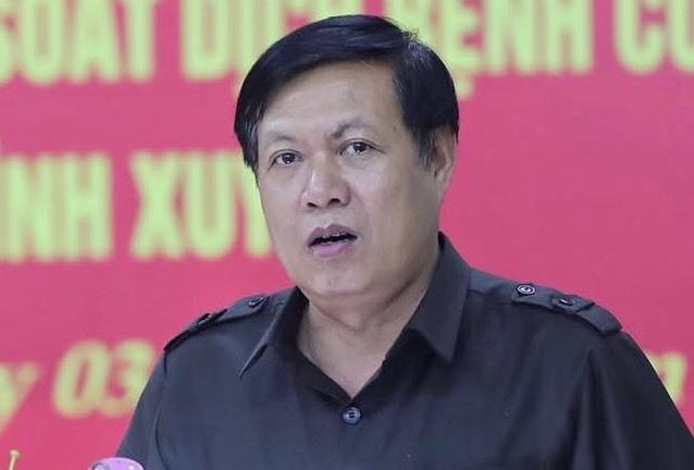 Thứ trưởng Y tế Đỗ Xuân Tuyên. Ảnh: Giang Huy