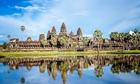 Công trình nào là biểu tượng của Campuchia?