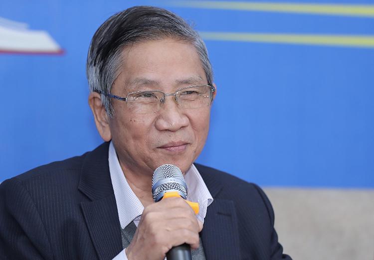 GS Nguyễn Minh Thuyết. Ảnh: Sơn Tùng.