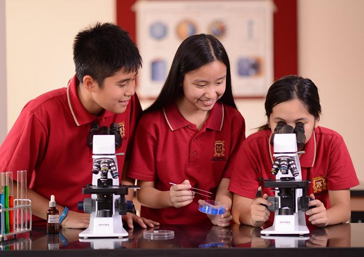 Cơ sở vật chất hiện đại giúp học sinh VAS phát huy tối đa tiềm năng.