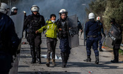 Mắc kẹt ở biên giới Thổ Nhĩ Kỳ - Hy Lạp