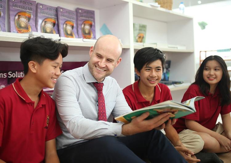 Chương trình mới tại VAS giúp học sinh học chuyên sâu chương trình Cambridge.