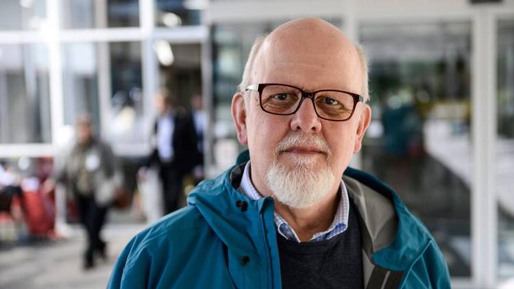 Thomas Quick (tên khai sinh là Sture Bergwall) bị bắt buộc chữa bệnh sau khi bị kết tội cướp ngân hàng vào năm 1991. Ảnh: Vilhelm Stokstad, TT.