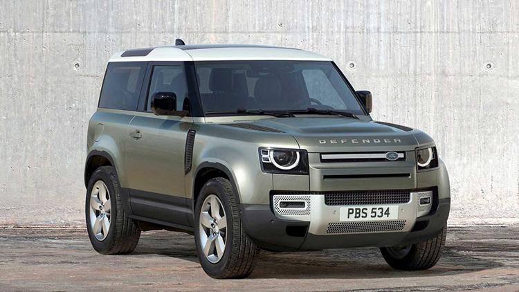 Ảnh: Land Rover
