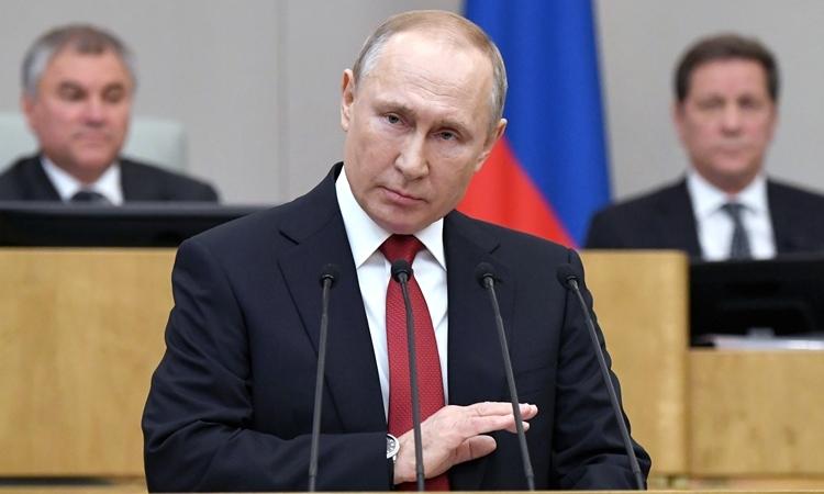 Putin dọn đường nắm quyền lâu dài