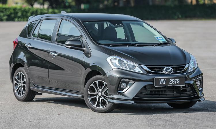 Perodua Myvi - quán quân xe bán chạy tại Malaysia trong 10 năm qua. Ảnh: Paultan