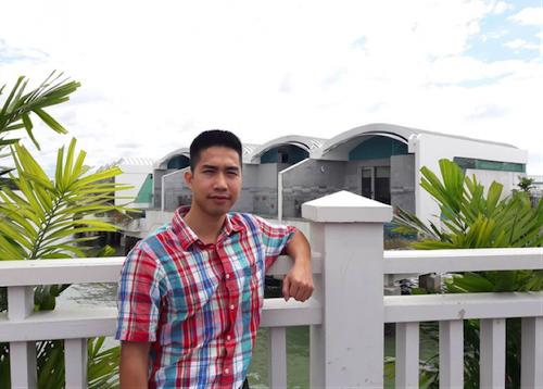 Trần Minh Đức (sinh năm 1990, Bắc Ninh).