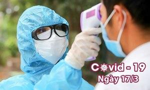 Việt Nam ghi nhận 61 ca nhiễm nCoV