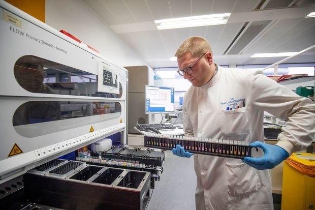 Công ty Moderna phát triển vaccine Covid-19 thử nghiệm trên người vào tháng 4. Ảnh: WPA.