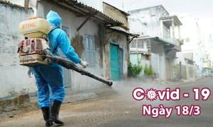 Ca mắc nCoV của Việt Nam tăng lên 67