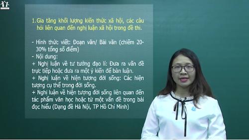 Cô Nguyễn Thị Thu Trang - Giáo viên môn Ngữ văn tại Học Mãi.