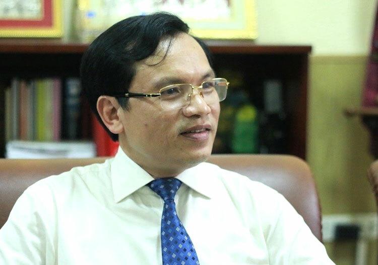 Ông Mai Văn Trinh, Cục trưởng Quản lý chất lượng. Ảnh: Thanh Hùng.
