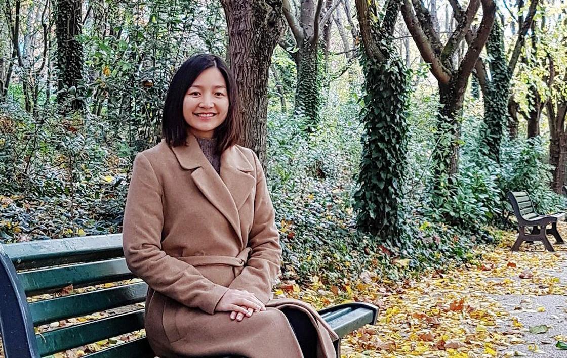Thạc sĩ Nguyễn Hạnh Chi. Ảnh: Nhân vật cung cấp.