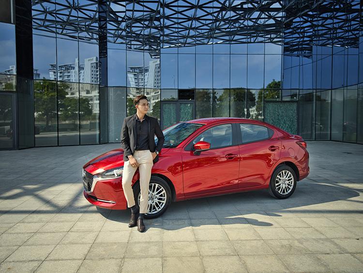 Mazda2 phù hợp với nhiều tập khách hàng.