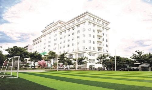 Đại học Đông Á – môi trường học tập hiện đại dành cho sinh viên.