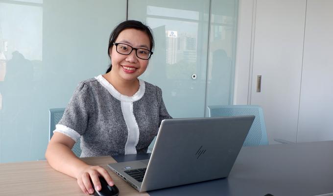 Bà Bành Phạm Ngọc Vân, Giám đốc Thị trường Việt Nam, Cơ quan Giáo dục New Zealand.