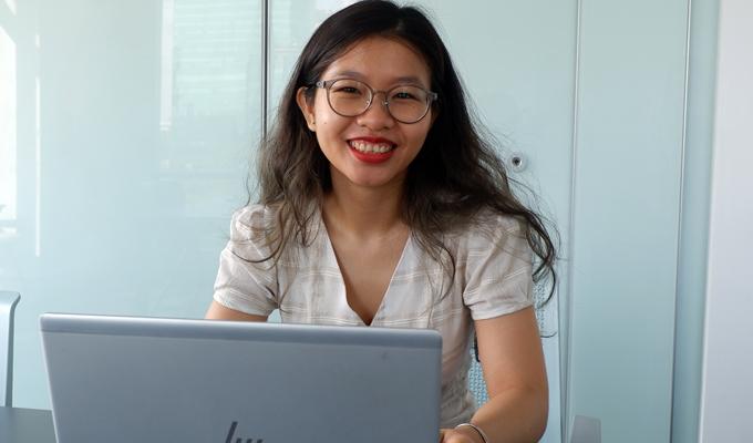 Bà Ngô Thanh Tâm, Quản lý Chương trình, Cơ quan Giáo dục New Zealand.