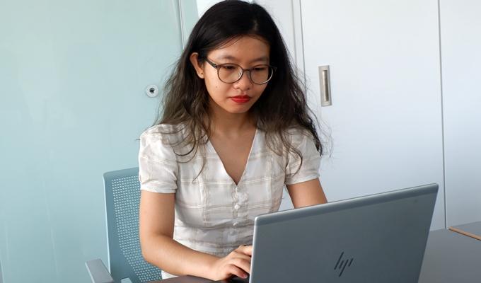 Bà Ngô Thanh Tâm.