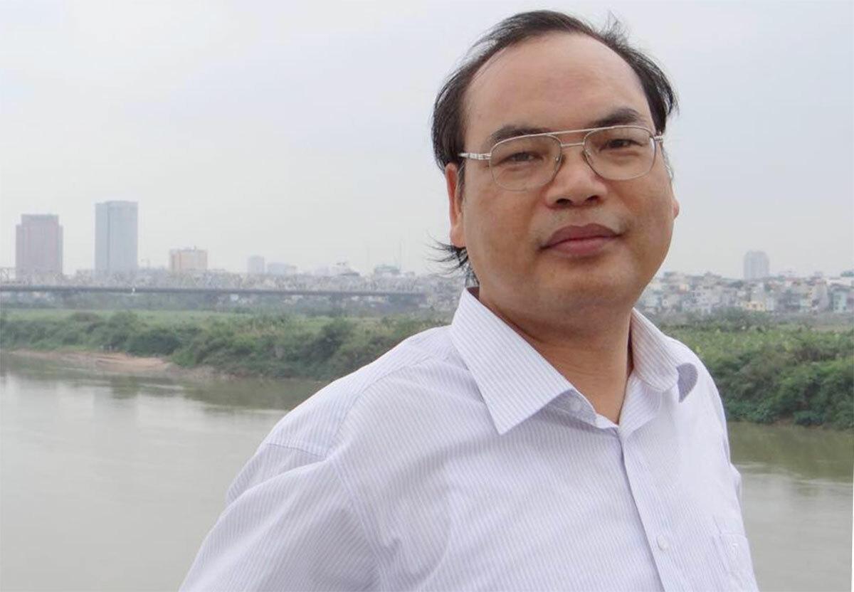 Thầy Dương Đình Thọ. Ảnh: NVCC