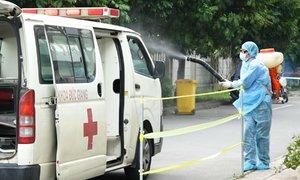 5 bệnh viện Hà Nội kích hoạt chống Covid-19