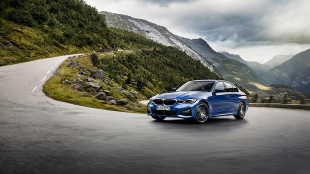 BMW Series 3 thế hệ mới.