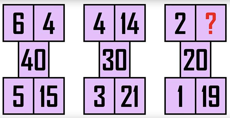 Năm câu đố đo khả năng suy luận - 2
