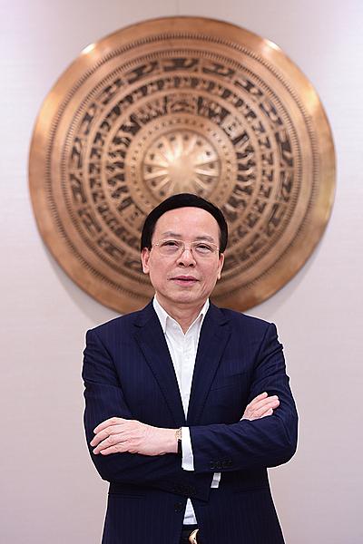 Chủ tịch Tập đoàn DOJI, ông Đỗ Minh Phú.
