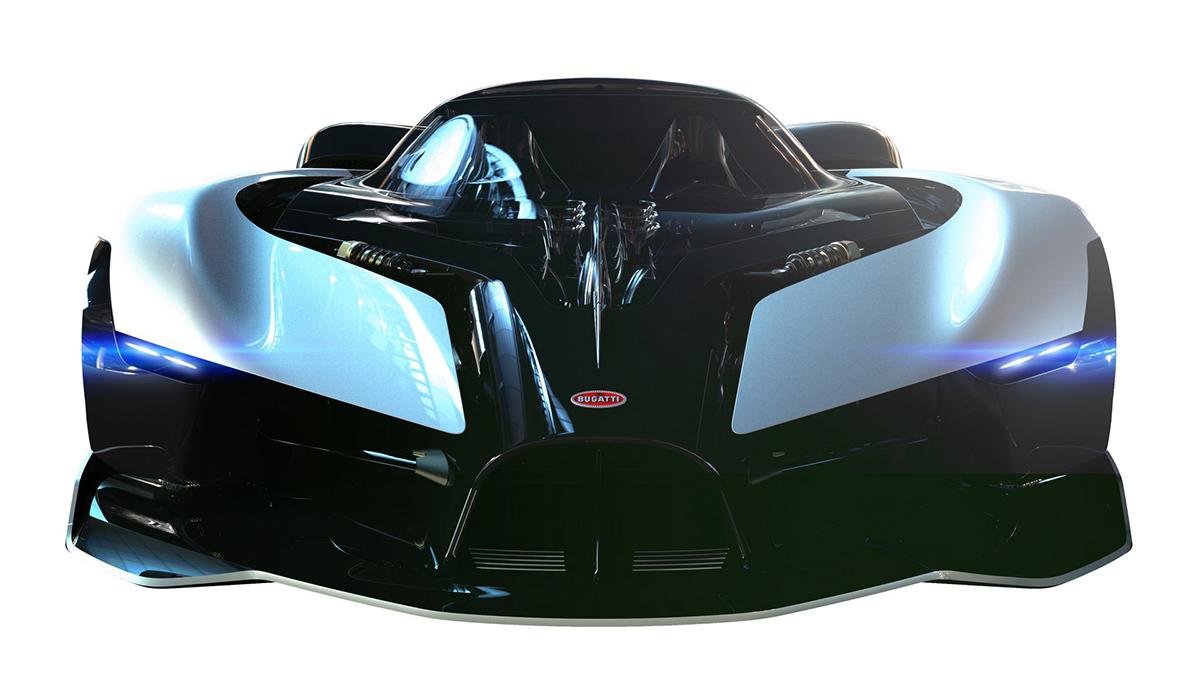 Đây sẽ là concept chạy xăng cuối cùng của Bugatti.