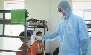 Cách ly 1.000 người từ Lào, Thái Lan về nước
