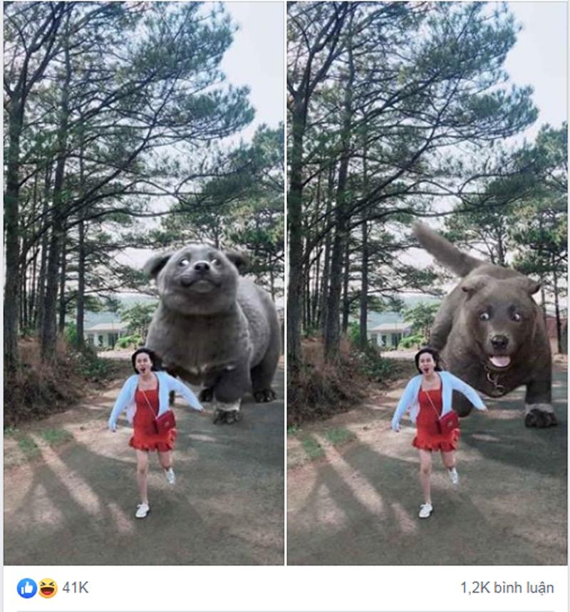 Cô gái tá hỏa khi nhờ photoshop