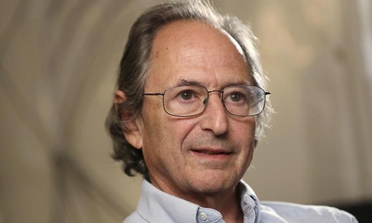 Michael Levitt, giáo sư sinh học tại Đại học Stanford và từng đoạt giải Nobel Hóa học năm 2013. Ảnh: Reuters.