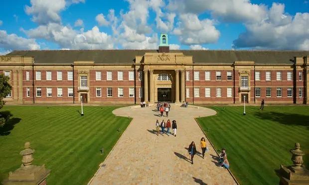 Đại học Edge Hill, hạt Merseyside, Anh. Ảnh: Edge Hill PR.
