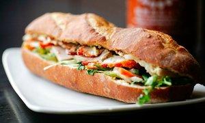 Bánh mì Việt Nam được yêu thích trên thế giới