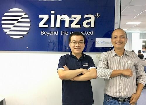 Bên cạnh cơ hội việc làm, các học viên FUNiX cũng được chào đón đến học tập ngay tại văn phòng, học hỏi trực tiếp với các kỹ sư, chuyên gia công nghệ của ZINZA.