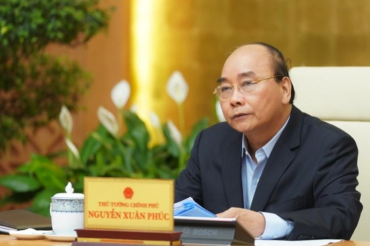 Thủ tướng Việt Nam Nguyễn Xuân Phúc. Ảnh: Chinhphu.vn.