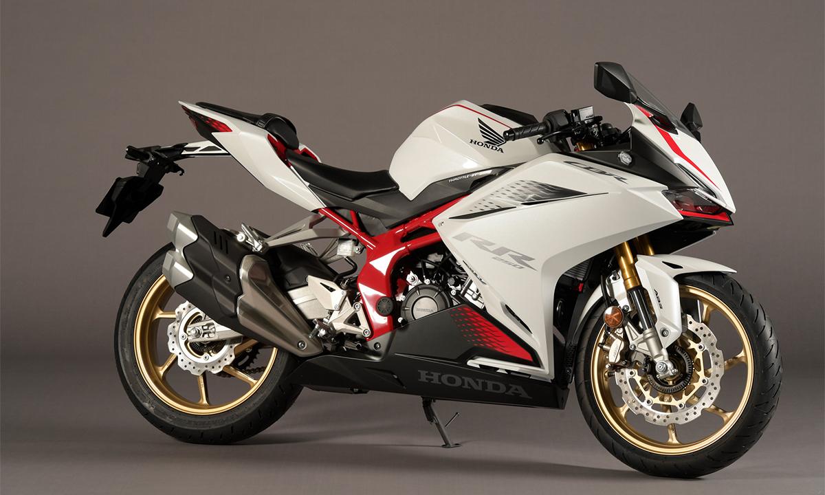 Honda CBR250RR phiên bản 2020. Ảnh: Honda.