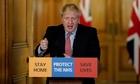 Cách Thủ tướng Anh lãnh đạo đất nước khi nhiễm nCoV