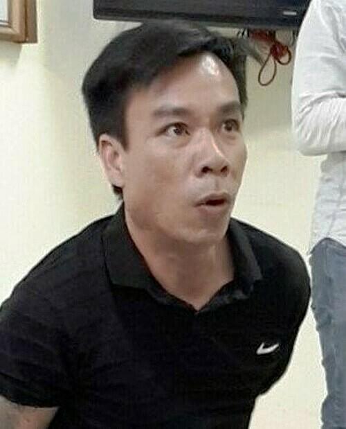 Nghịch tử Vũ Trần Anh Tuấn bị cáo buộc dùng dao chém trọng thương cha đẻ.