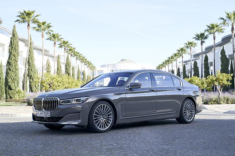 BMW Series 7 thế hệ mới nhất.