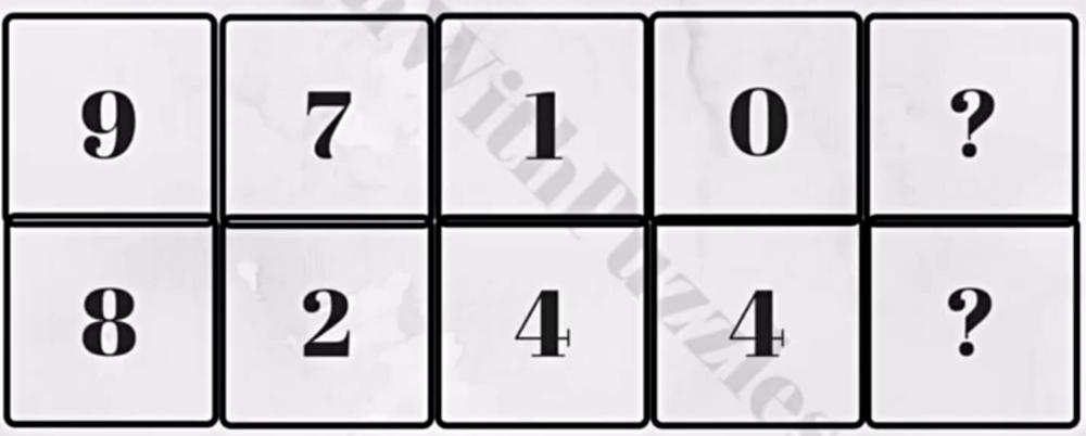 Thử thách IQ với năm câuđố