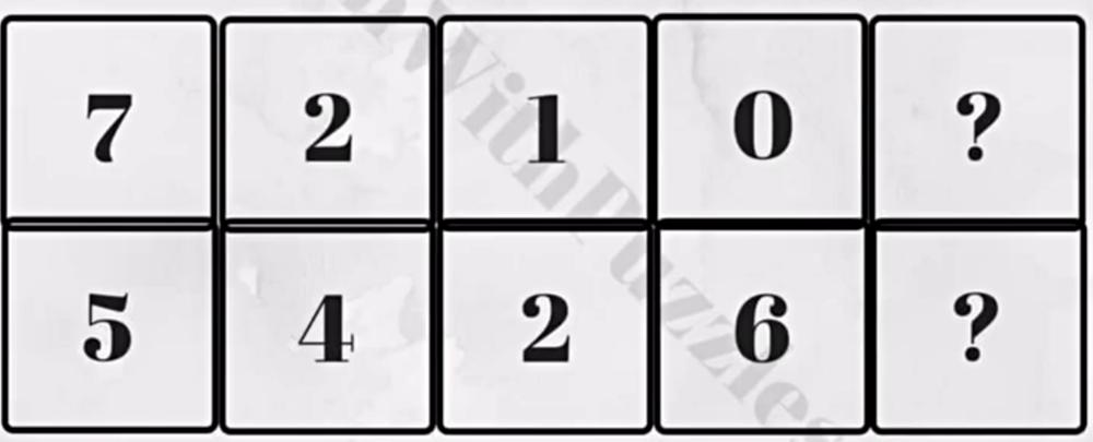 Thử thách IQ với năm câuđố - 2