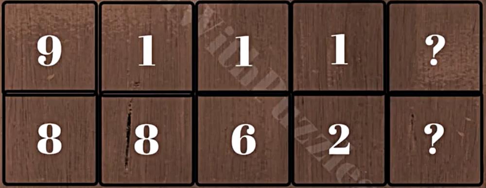 Thử thách IQ với năm câuđố - 8