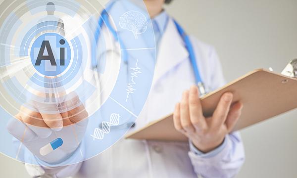 Nhóm nghiên cứu đang hoàn thiện công cụ AI mới giúp dự đoán bệnh nhân Covid-19 có thể chuyển biến nặng. Ảnh: CGTN.