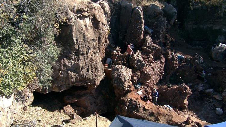 Khu phức hợp hang độngDrimolen, địa điểm phát hiệnDNH 134.Ảnh:Scitech Daily.