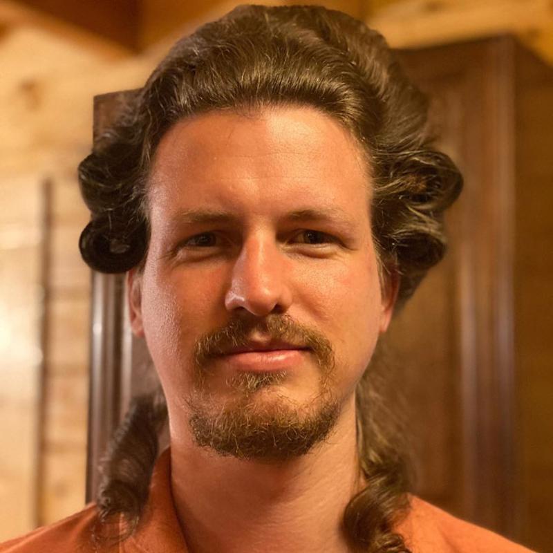 Salon tóc đóng cửa vì dịch, cô gái được người yêu làm mẫu - 6