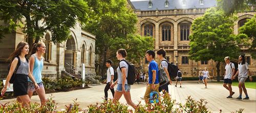 Học sinh, sinh viên có nhiều lợi thế khi du học tại Adelaide.