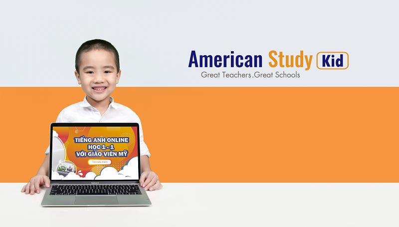 American Study đang cung cấp ưu đãi cho chương trình học tiếng Anh một kèm một trực tuyến.