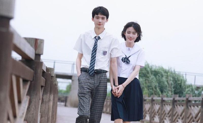 Cặp đôi Trung Quốc lộ nhan sắc thật hú hồn vì lỡ tay tắt filter - 6