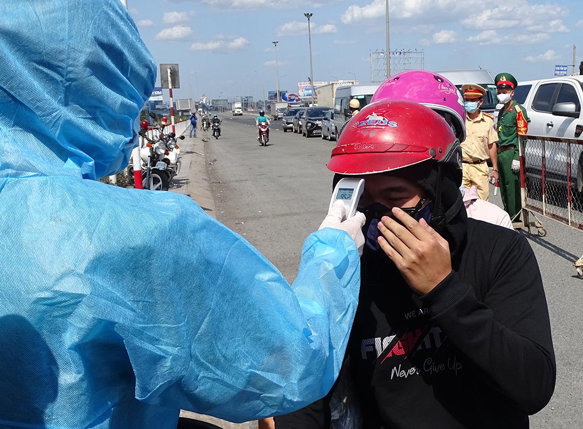 Kiểm soát chặt tất cả đường vào Sài Gòn