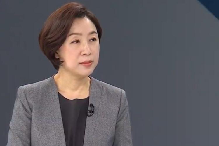 Giáo sư Ki Moran, cố vấn của chính phủ Hàn Quốc về chặn Covid-19. Ảnh: Twitter.